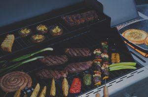 Parrilla BBQ Grill fondo3