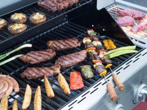 Parrilla BBQ Grill BBQ401GCIR