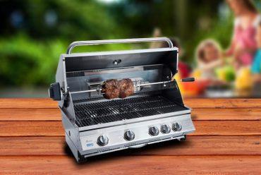¿Qué tal unas carnes al spiedo en tu parrilla BBQ Grill?