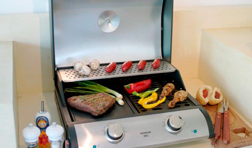 ¿Cómo hacer un asado en una parrilla eléctrica BBQ GRILL?