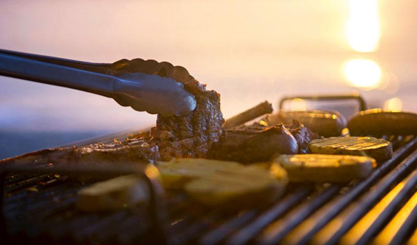 En este verano un par de recetas para compartir junto a tu parrilla BBQ GRILL